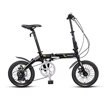 Unisex Bicicleta Plegable,16 Pulgadas,First Class Urbana Bici ...