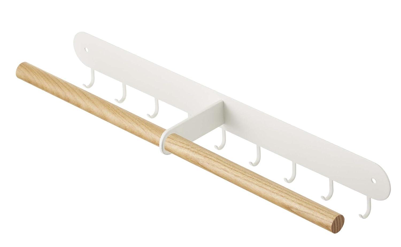 YAMAZAKI home 2513 Tosca Wall Accessory Rack – Modern Jewelry Storage Organizer