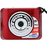 Andoer X3 超小型 HD デジタルカメラ 小型 DV サポート 32GB TFカード マイク付き【並行輸入】