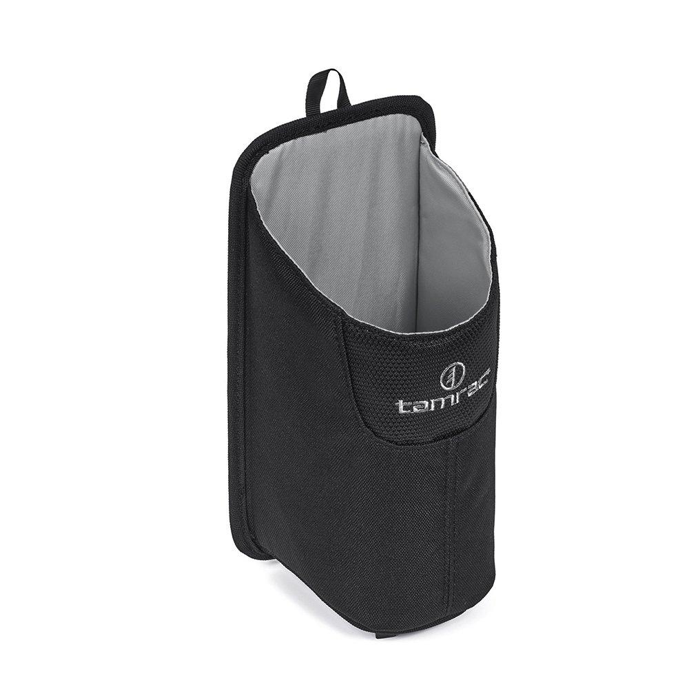 Tamrac Arc Water Bottle Carrier Or Quick Access Lens Case (Black)