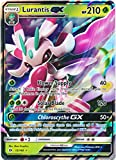 Lurantis-GX - 15/149 - Ultra Rare - Pokemon Sun & Moon