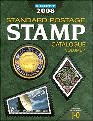 Scott 2008 Standard Postage Stamp Catalogue, Vol. 4: Countries of the World- J-O
