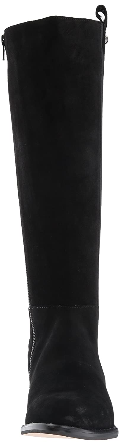 Opportunity Shoes - Corso Como Women's Randa Fashion Boot B06WD8CKV9 6.5 B(M) US|Black Split Suede