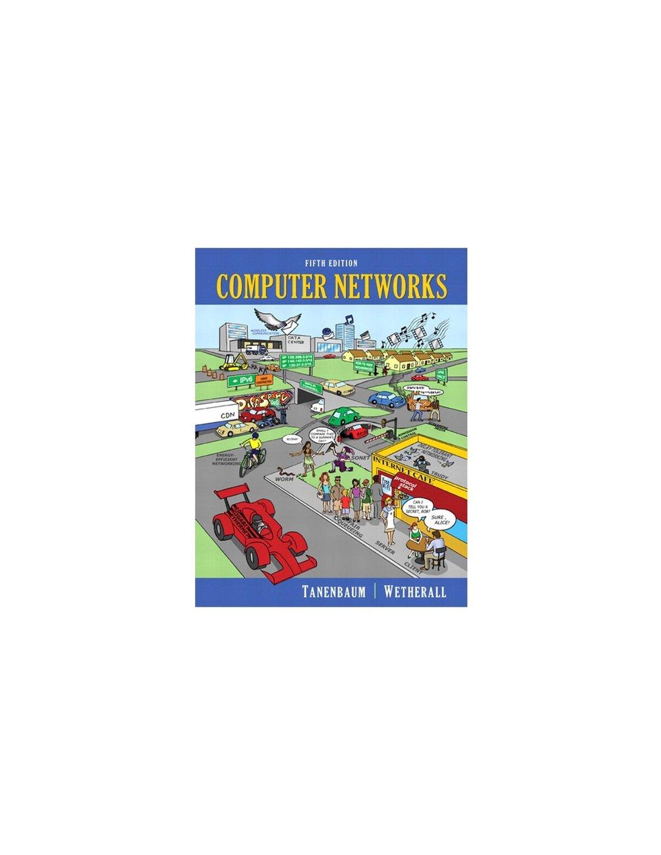 Computer Networks: Amazon co uk: Andrew S  Tanenbaum, David
