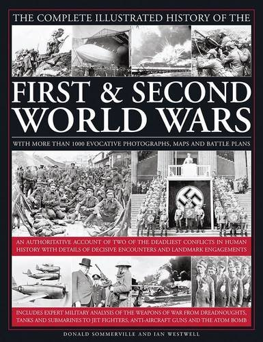 Top 6 recommendation ww1 and ww2 books 2019