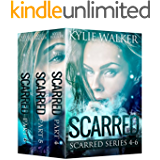 Scarred - The Scarred Serial - #4-6 (Scarred Serial #4-6)
