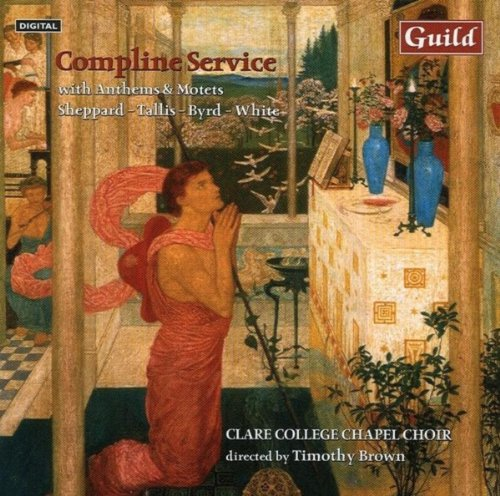 Compline Service with Anthems and Motets
