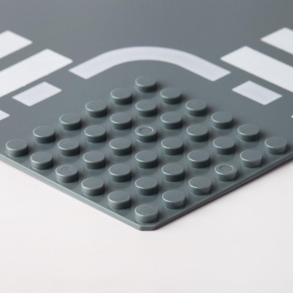 Farben nach wahl LEGO 4175 Platte mit Treppchen  1x2