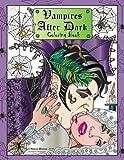 Vampires After Dark: Coloring Book