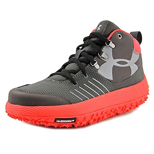 28bd8e1c2e8d Under Armour Kids  UA Overdrive Fat Tire Shoes 6 Charcoal  Amazon.ca ...
