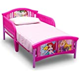 Delta Children - Disney Princess plastic Toddler bed