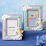 "FASHIONCRAFT Fashion Craft 8880 Unicorn 2"" x 3"" placecard Photo Frame, Blue"