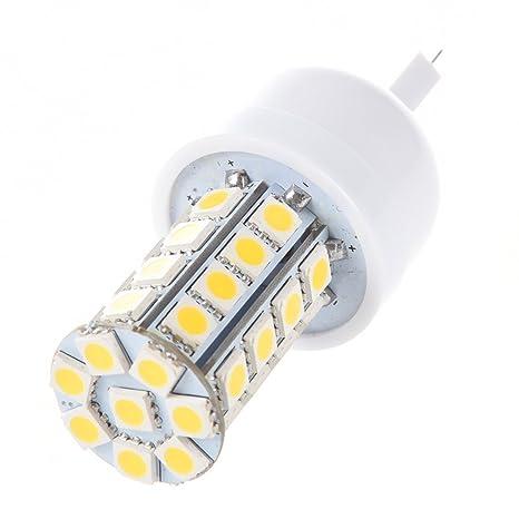 SODIAL(R) G9 7W 36 LED 3528 SMD Lampara Bombilla Foco 3000K Luz Blanco