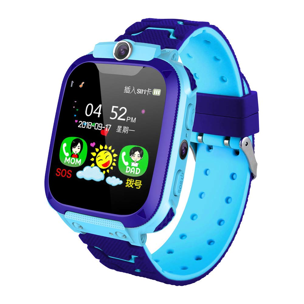 Amazon.com: Choosebuy Kids Smart Watch, 1.44 inch ...