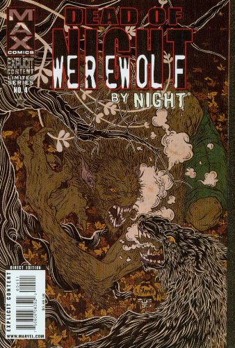 Dead of Night #4 Werewolf (Four)