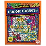 Mindware Color Counts: Celebrations (Colouring Book)