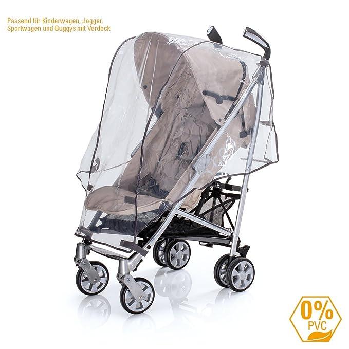 DIAGO 30006.73521 - Protector de lluvia universal para carrito de bebé: Amazon.es: Bebé