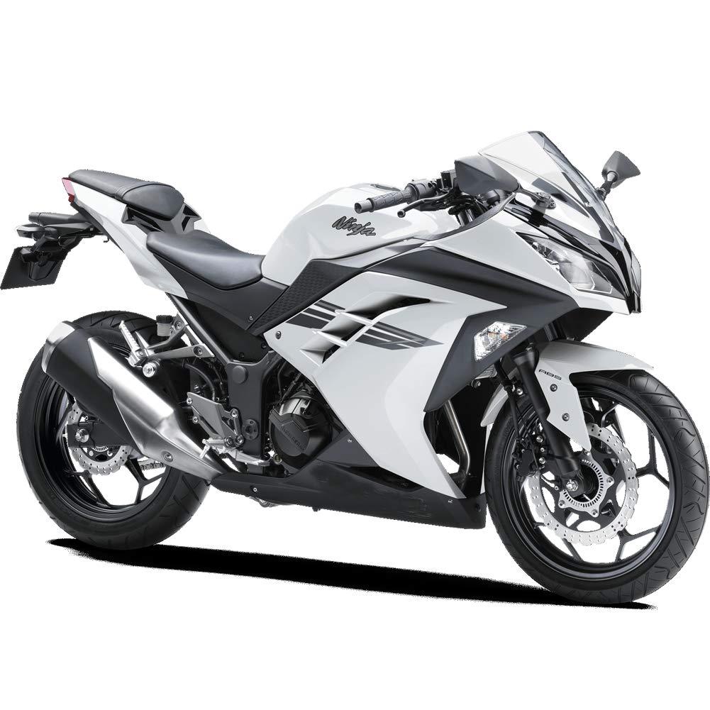 Short Brake Clutch Levers Fits Kawasaki Ninja 250R 08-12 NINJA300R abs 13-18 NINJA 400R 2018 Z300 15-18 Z250/SL 16-17 Z125 pro 2017-2018