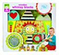Alex Jr. Mix 'N Max Wooden Whimsy Blocks Baby Toy