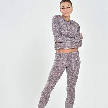 E3e4m Ropa de Yoga Mujer Fitness Traje de Fitness de Punto ...