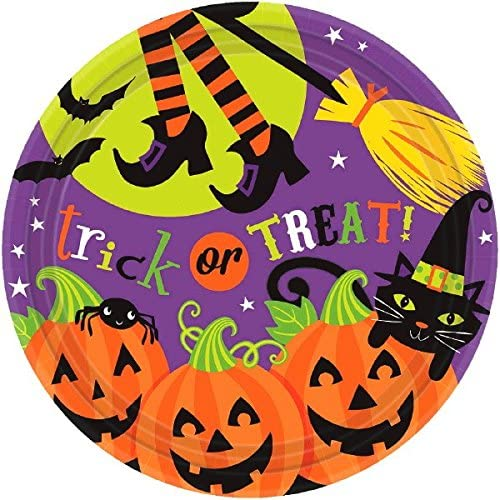 Witchs Halloween Trick or Treat Crew Party Supplies by Amscan