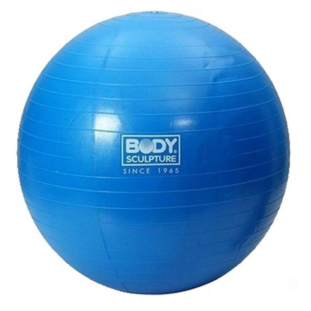 Body Sculpture Gymnastikball, PVC, 76,2 cm, Blau