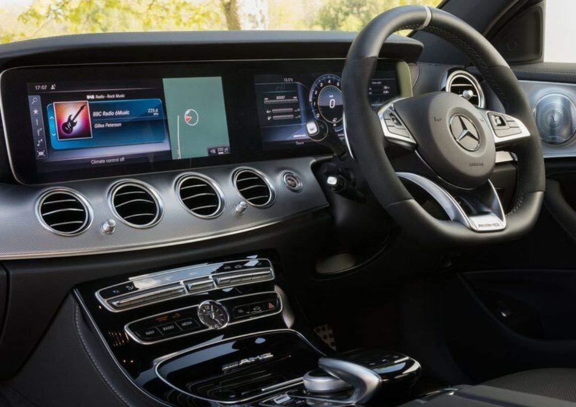 Clase E Clase C Tarjeta SD para Mercedes Garmin Map Pilot Audio 20 NTG5.5 Widescreen v4 Europa 2019 Nueva Forma A2139061408