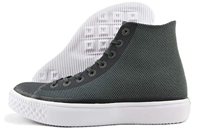 cheap for discount 47a68 fcd11 Converse Trendy 157217C Unisex Shoes Chuck Taylor All Star Green High Top 8  UK 42.5 EU
