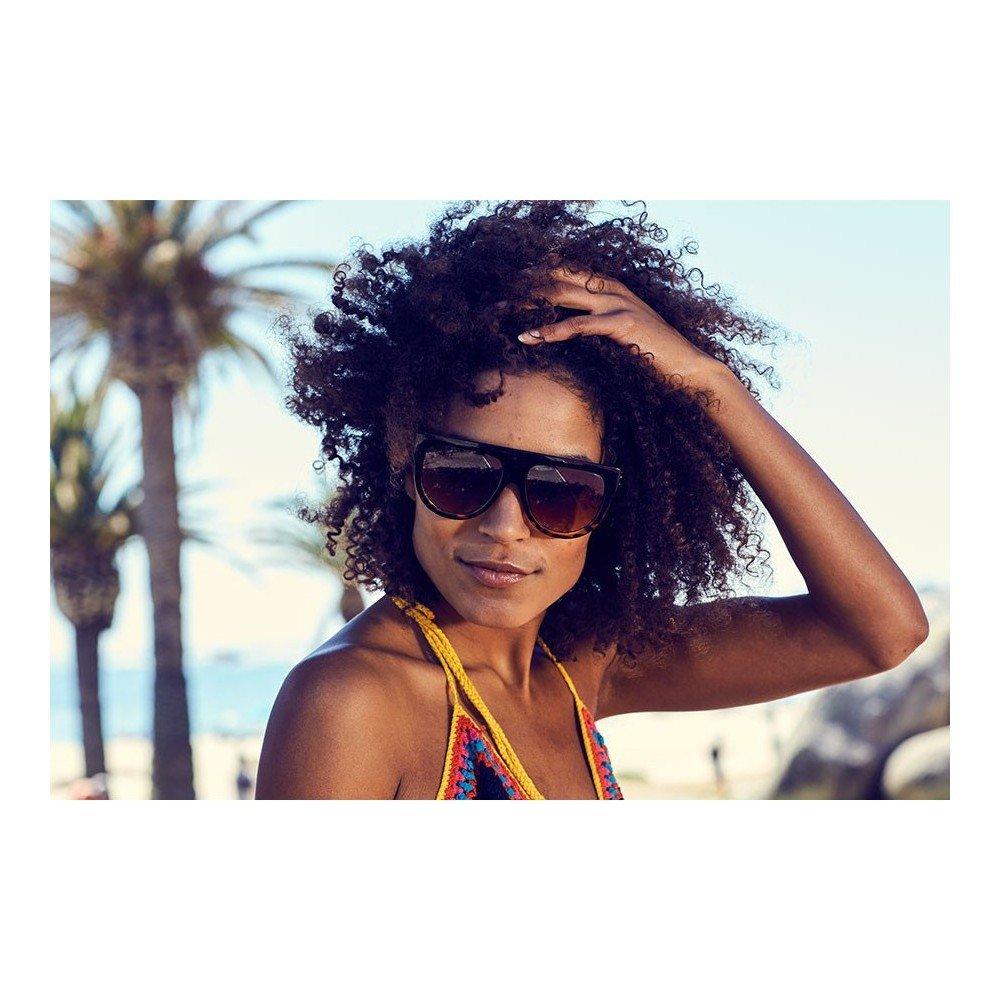 Lunettes De Soleil Femme Léopard Large Orange Miami Chic Designer Mode 2igaZI5GP