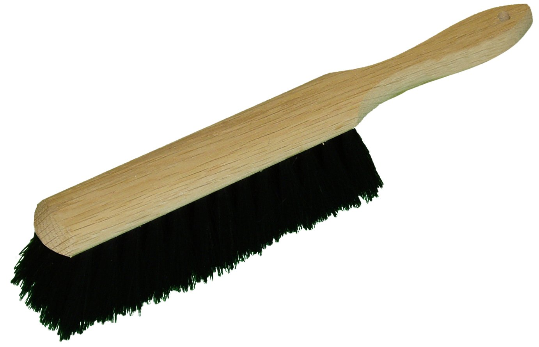 Zephyr 40108 Tampico Natural Wood Block Counter Brush, 8'' Length (Pack of 12)