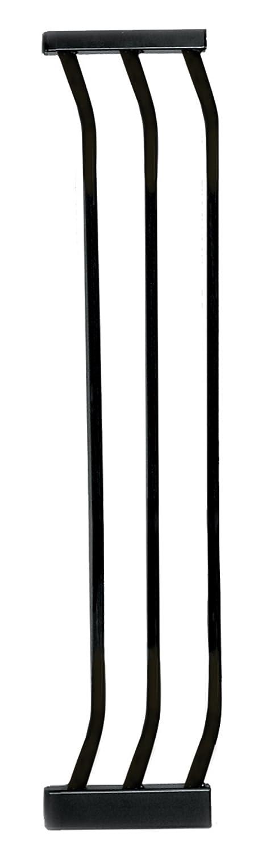 Dreambaby F171B 7.0-Inch Gate Extension (Black)