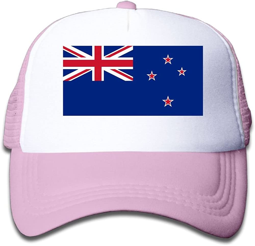 Usieis Kid Cap Canada Flag Mesh Hat Dad Hat Baseball Hat Adjustable Trucker Cap for Boys/&Girls