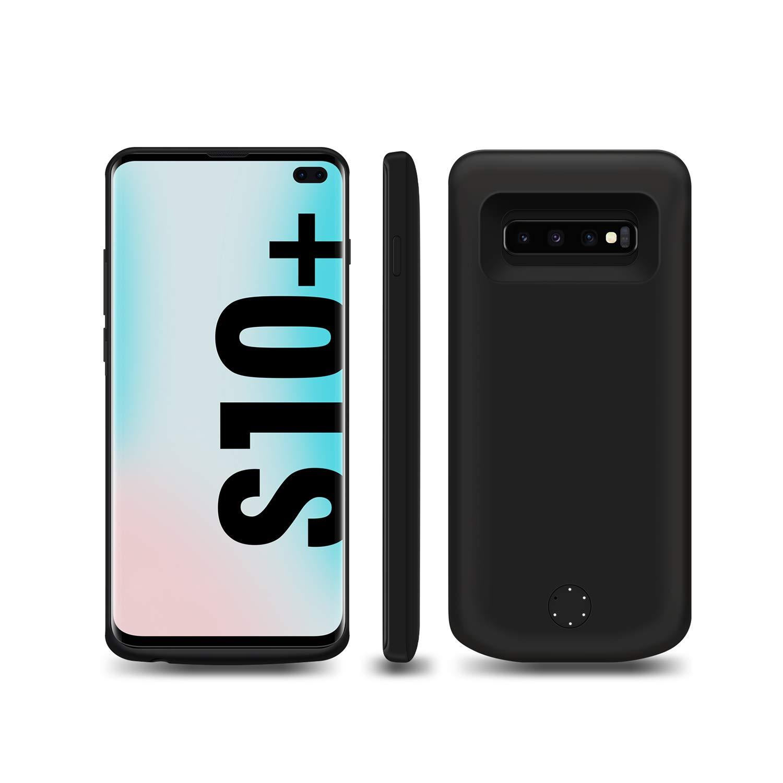 Funda Con Bateria de 6000mah para Samsung Galaxy S10 Plus BESELLER [7QKCH86F]