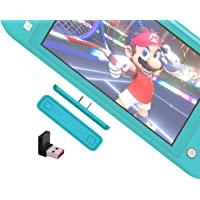 Switch Lite Bluetooth 5.0 Transmitter,Gulikit Route Air Wireless Adapter w/APTX Low Latency Compatible with Nintendo…