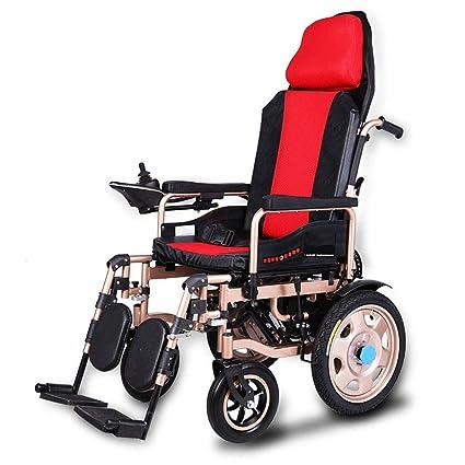 Sillón de ruedas eléctrico-ayuda personal de la movilidad-nuevo actualizado con un sillón
