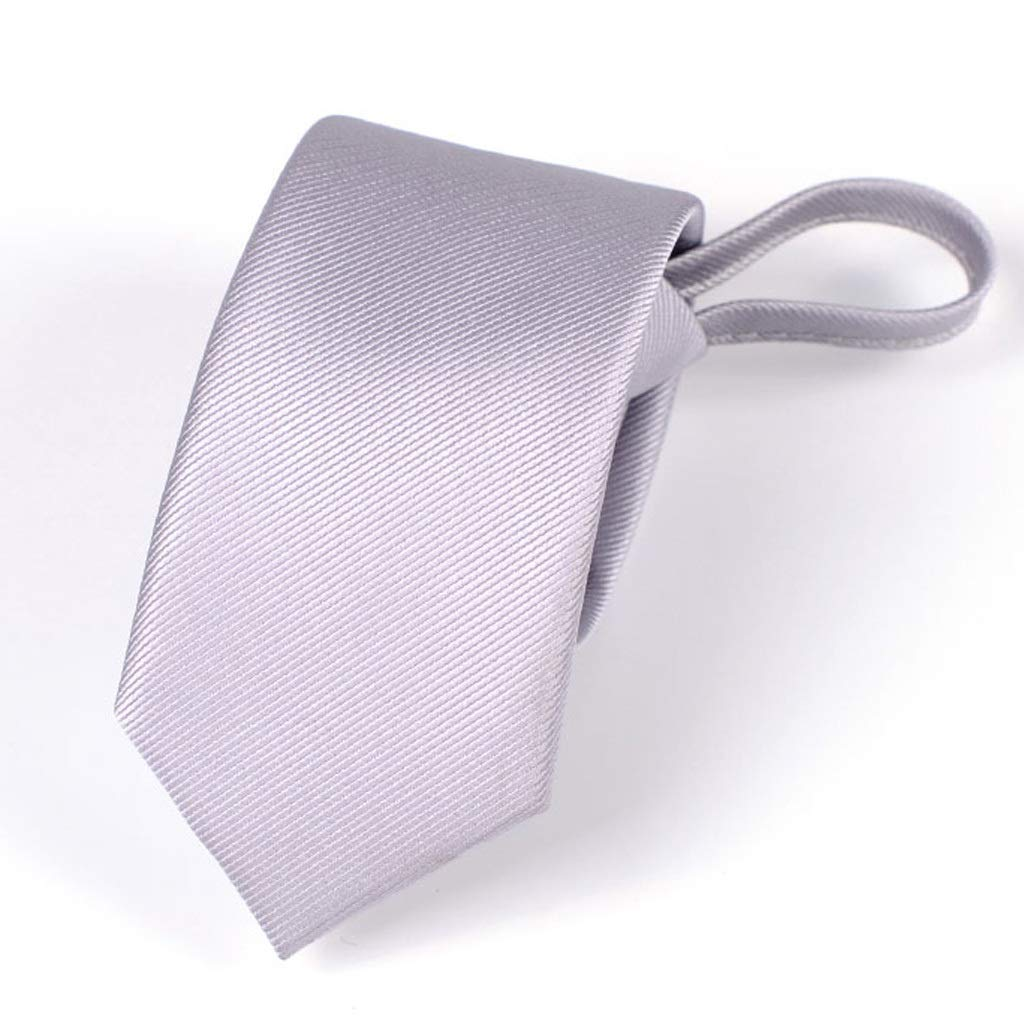 Narrow Edition 6cm Business Student Gifts Fashion TIE Mens Mens Gifts Color : #4 Zippers