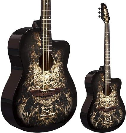 Lindo 933C Apprentice Series - Guitarra acústica (con cutaway ...
