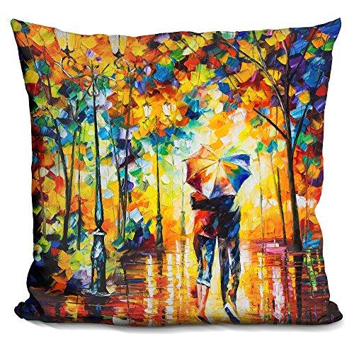 Accents Umbrella (LiLiPi Under One Umbrella Decorative Accent Throw Pillow)