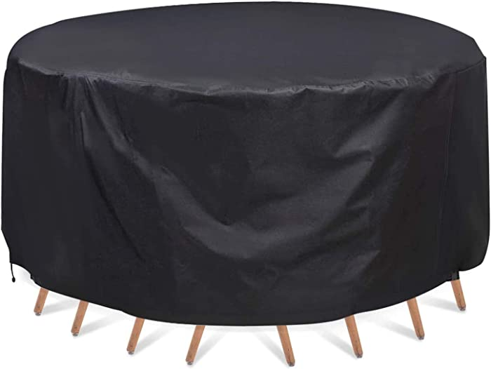 Top 10 Round Patio Furniture Covers Under 25