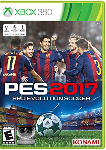 Pro Evolution Soccer 2017 - Xbox 360 Standard Edition for sale  Delivered anywhere in USA