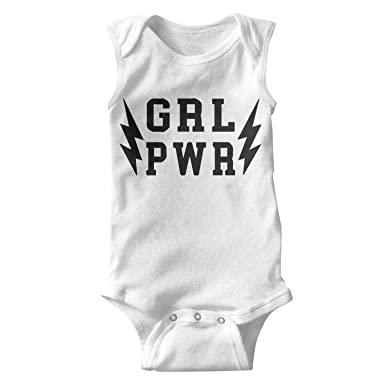 06b8f475f24993 Amazon.com  Godfer Arabe. Unisex Tank Top Girl - Power Baby Onesies ...