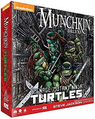 Juego de Cartas Teenage Mutant Ninja Turtles JAN190869 ...
