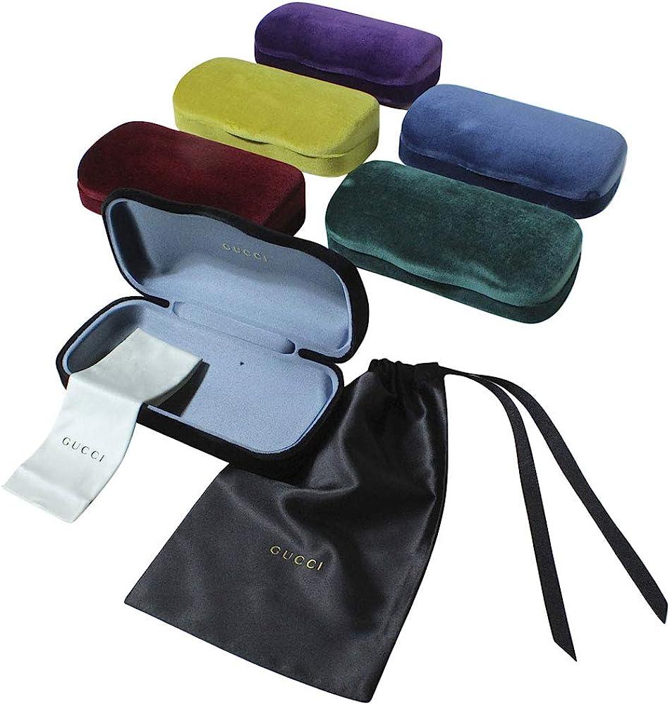 Gucci Gafas de Sol GG0763S BLACK/GREY SHADED 53/19/145 mujer: Amazon.es: Ropa y accesorios