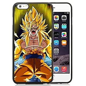 Hot Sale And Popular iPhone 6 Plus 5.5 Inch TPU Case Designed With Dragon Ball Z (3) iPhone 6 Plus Phone Case