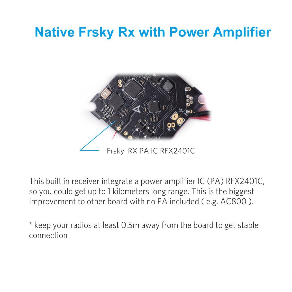 BETAFPV F3 FC EVO Brushed Flight Controller with Native