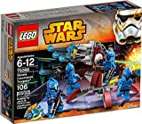 Features a never-been-seen elevating rapid shooter on a rotating base and seat for a minifigure Weapons include 4 stud blasters; Spare ammunition also included As featured in The Clone Wars animated TV series Expand your LEGO Star Wars collection wit...