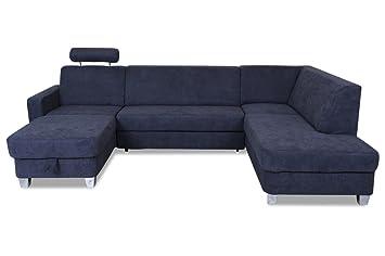 Sofa Couch Ada Alina Wohnlandschaft Salz Mit Relax Und