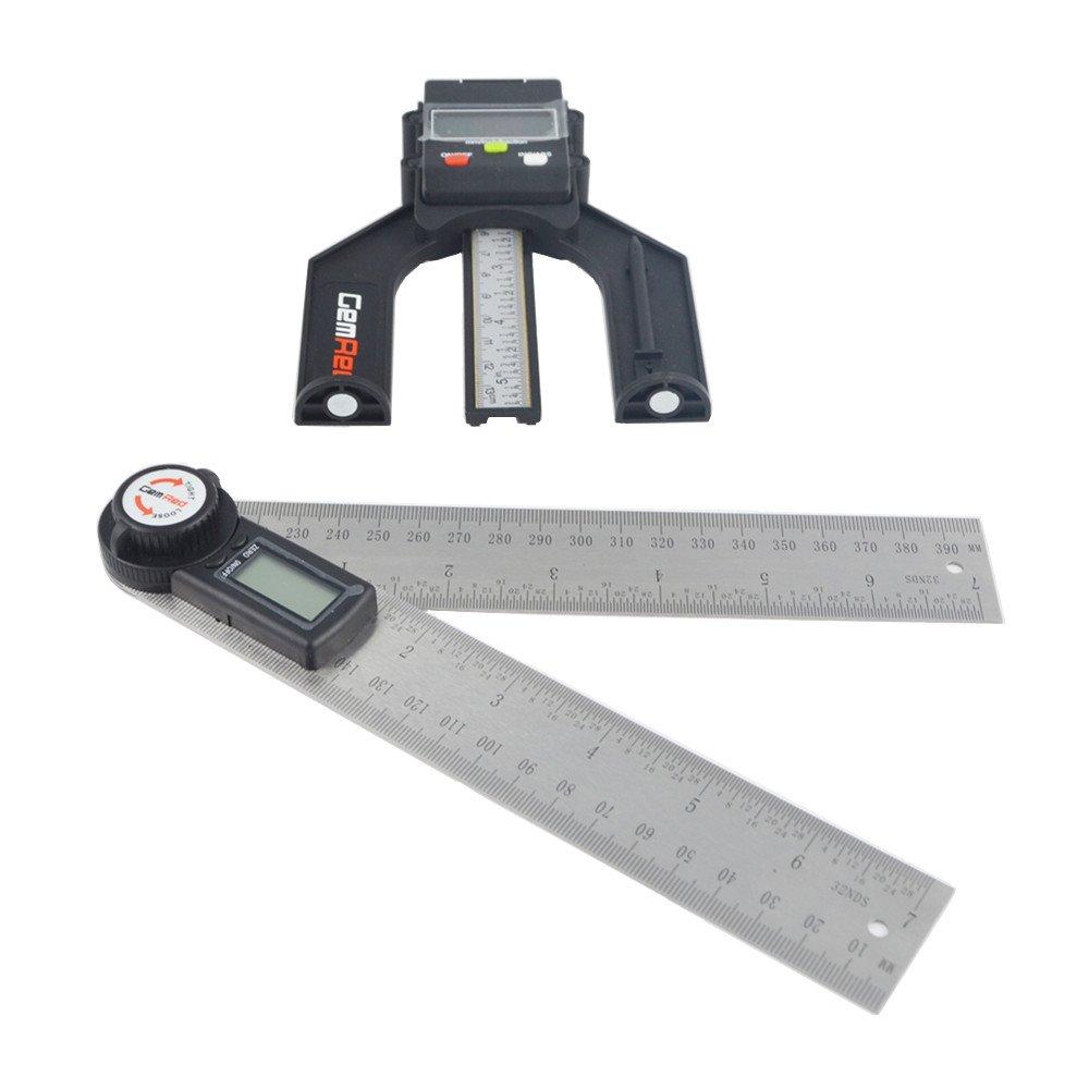 GemRed Digital Angle Finder Smart Tool Set GR903(Angle Finder Set903) by Gemred (Image #2)
