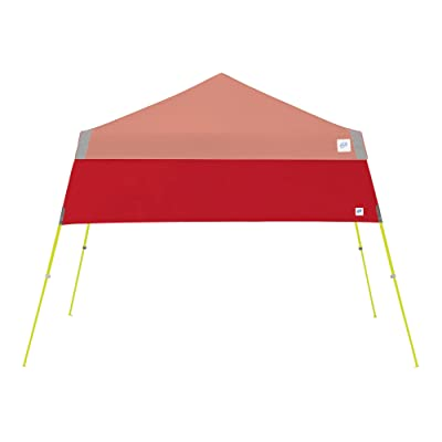 E-Z UP Recreational Half Wall – Punch - Fits Angle Leg 8' E-Z UP Instant Shelters : Garden & Outdoor