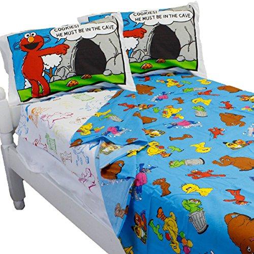 Sesame Street Monster Bedding Accessories